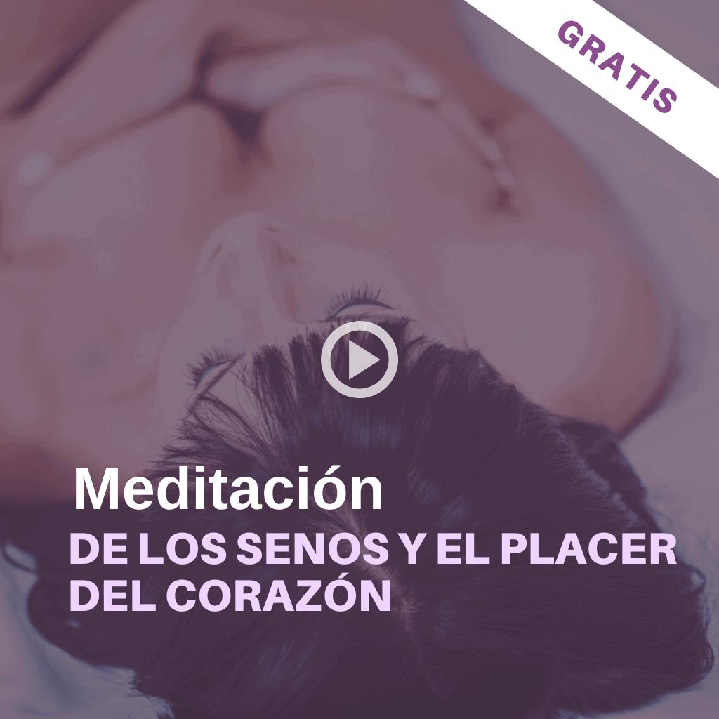 meditación de los senos