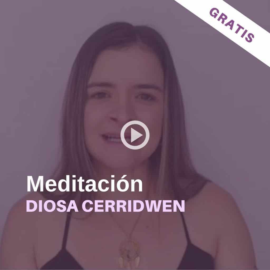 Meditacion diosa cerridwen
